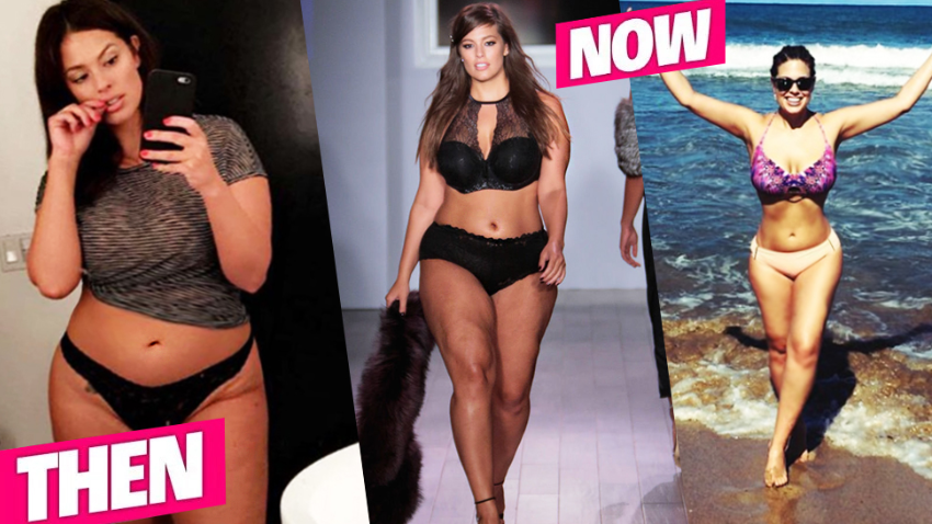 Ashley Graham Weight Loss